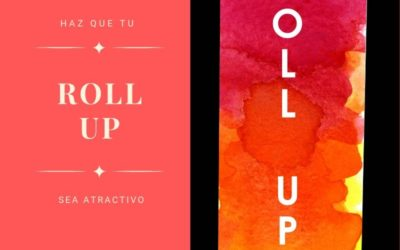 Como diseñar un roll up atractivo