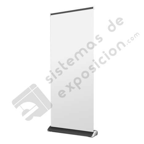 ROLL-UP 0.85 X 2 M CERVERA COLOR NEGRO