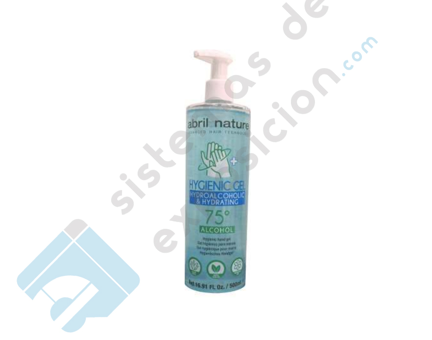 Gel de manos 500ml