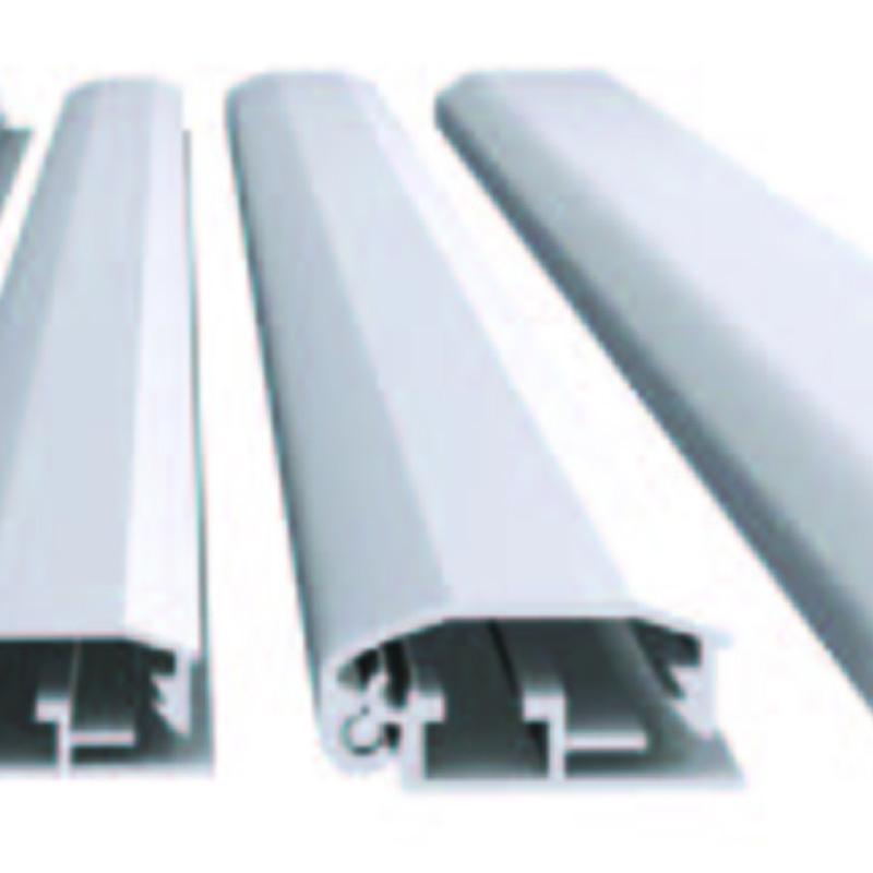 Portaposter A0 Con Marco De Aluminio Lima | Sistemas de Exposición